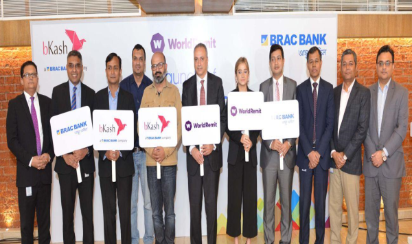 WorldRemit to deliver remittance via bKash - eMediaDesk